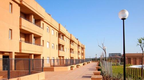 86 viviendas de Rota