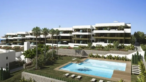 hotel terrazas Estepona